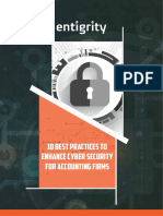 Cyber Security for Accounting Firms