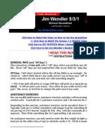 Wendler 5%2F3%2F1 Spreadsheet