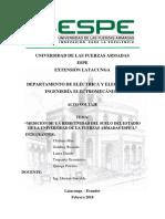 Informe Resisitividad Del Suelo