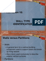 Wall Types