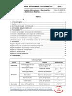029_NP 8.7-Controle de Produtos, Mercadorias e Serviços Não Conformes - Avarias Rev. 17 - 26.09.2018
