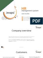 Sinapsi HR Management System