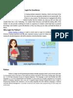 Python Appications
