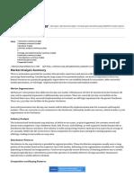 Soap Manufacturer Business Plan Sample - Market Analysis _ Bplans