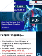 BackPain Slide Health Talk oke.ppt