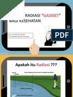 bahaya radiasi gadget bagi kesehatan.pptx