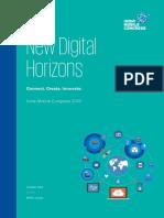 Digital Telecommunication Revolution Innovation KPMG Oct 2018