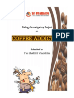 Coffee Addition - Project Report