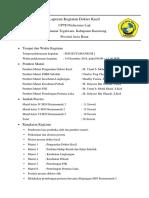Laporan Kegiatan Dokter Kecil MzG (1)