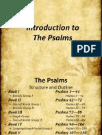 15. the Psalms