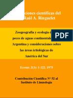 Ictiologia Argentina