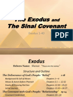 3. The Exodus and Sinai Covenant.pptx