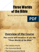 1. The Three Worlds of the Bible.pptx