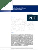Basilea III Sistemas Fin Fragiles