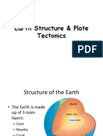 Earth Structure Plate Tectonics