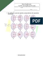 2.2 - Ficha de Trabalho - Conceito de função. Domínio e contradomínio de uma função (1).pdf