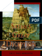 Satan's Great Deception by Dr Paul Meredith