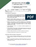 Acta Compromiso Institucional. (1)