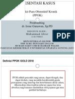 ppok baru gold 2018