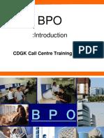 16428689 BPO Introduction Presentation
