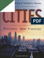 Cities_ Missions' New Frontier - Roger S. Greenway.en.Es
