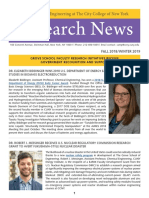 GSOE Research News 2018-19