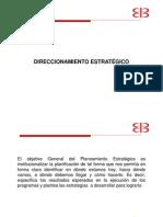 Presentacion Direccionamiento Estrategico [Modo de ad