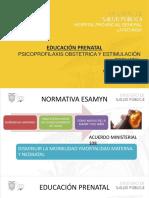 Educación Prenatal