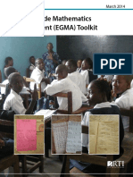 EGMA Toolkit March2014