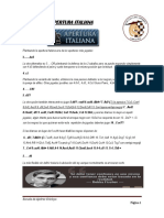 Apertura Italiana de Centro Retenido