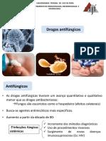 Drogas-antifúngicas