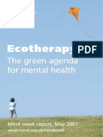 Ecotherapy (Mind Charity)