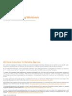 Hub Spot Marketing Workbook Clients