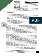 Presentan moción de interpelación contra ministro de Cultura, Rogers Valencia