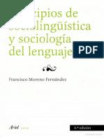 FERNANDEZ, Francisco Moreno. Principios de sociolinguistica y sociologia del lenguaje.pdf