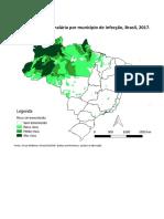 Mapa de Risco Mal Ria 2017