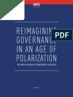 Unite America Institute - Reimagining Governance in an Era of Polarization