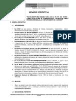 01 Memoria Descriptiva Ccpp San Ramon Final