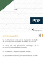 8.0 Gestion Financiera