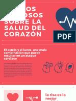 Datos curiosos sobre el corazón