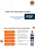IndianOil_InvestorPresentationJune2017