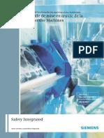 SIEMENS Guide Directive Machine SIL - e20001-A230-m103-V4-7700