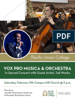 PUC Concert