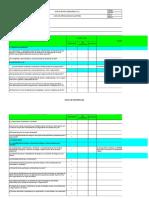 Lista de Verificacion Ohsas 18001 Auditoria Febrero 2011 1 (2)