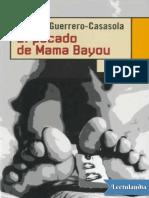El Pecado de Mama Bayou - Joaquin GuerreroCasasola