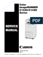 Canon Imagerunner C1030 1022 Service Manual.pdf