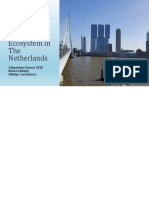 Adaptation Finance Ecosystem in the Netherlands