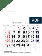 Calendário Para Imprimir-converted