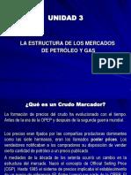 TEMA 3 La Estructura de Los Mercados Del Petroleo y Gas