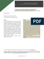 Habitar en La Quebrada. Resiliencia Urbana y Lenguaje de Patrones en Valparaíso